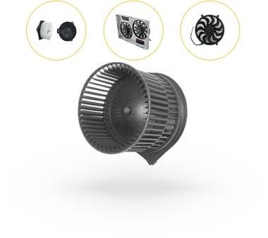 Autóklíma ventilátor