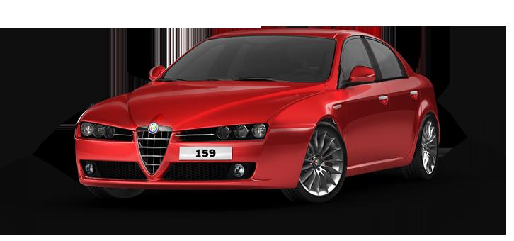 Alfa Romeo 159 (11-)