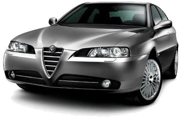 Alfa Romeo 166 (98-07)