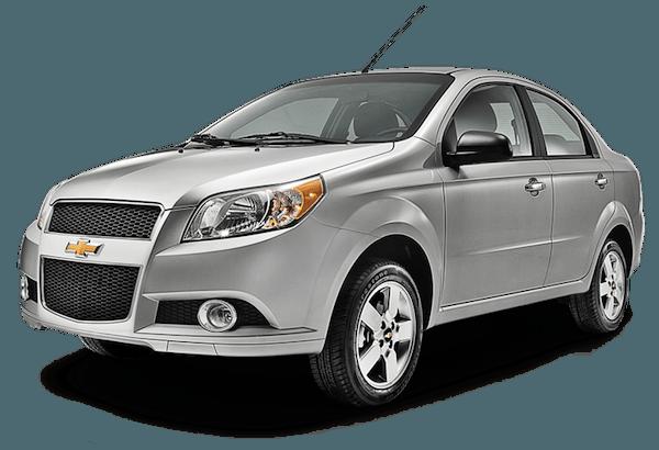 Chevrolet Aveo (05-) (T250)