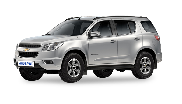Chevrolet Trailblazer (01-09)