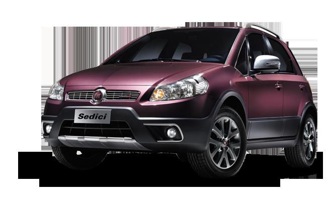 Fiat Sedici (06-14) (FY)
