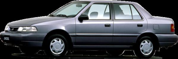 Hyundai Excel (94-00) (X-3)