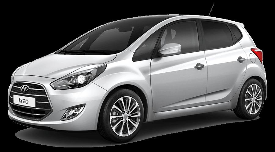 Hyundai ix20 (10-)