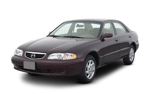 Mazda 626 (97-02) (GF, GW)