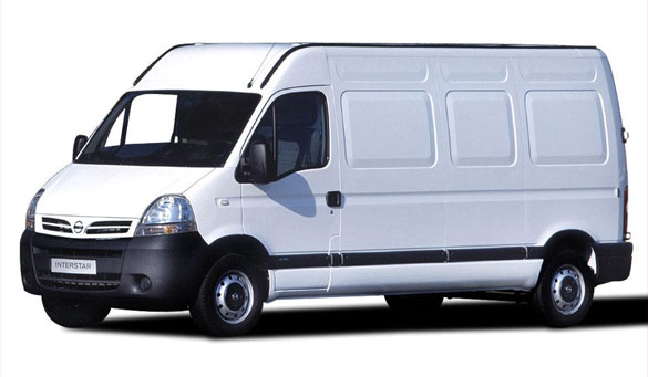 Nissan Interstar (02-13) (X70)
