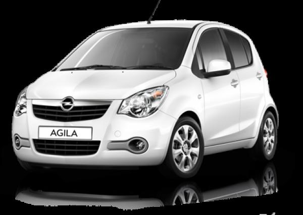 Opel Agila B (08-14)