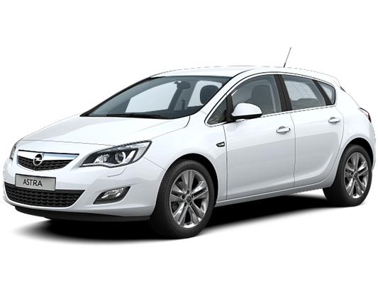 Opel Astra J / GTC J (09-)