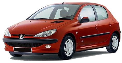 Peugeot 206 (98-12)