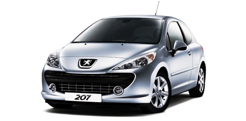 Peugeot 207 (06-14)