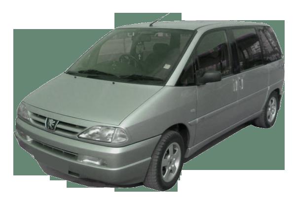 Peugeot 806 (94-02)