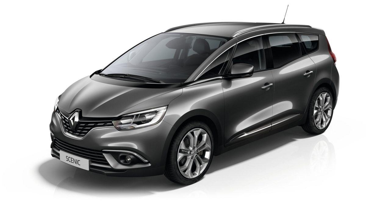 Renault Scenic I (99-03)