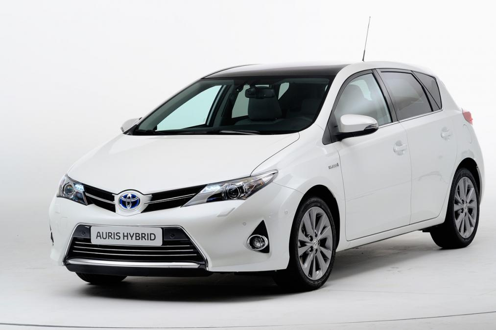 Toyota Auris (12-) (E180)