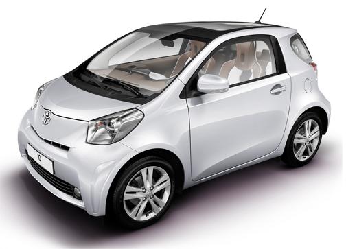 Toyota IQ (08-15)