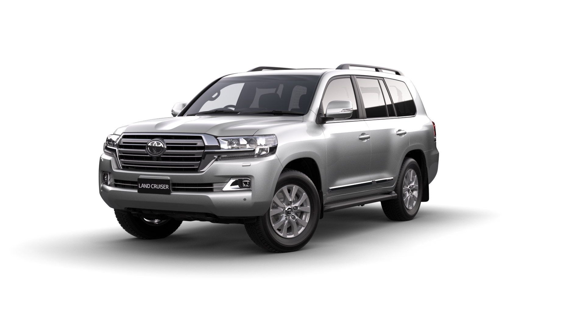 Toyota Land Cruiser 200s (07-)