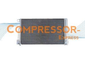 Alfa-Citroen-Fiat-Opel-Peugeot-Vauxhall-Condenser-CO012