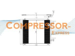 Audi-Condenser-CO016