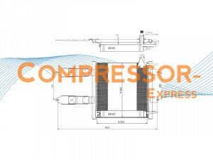 Seat-VW-Condenser-CO035