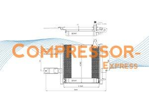Seat-VW-Condenser-CO036
