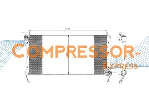 Fiat-Condenser-CO062