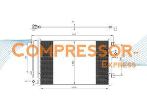 Fiat-Condenser-CO071