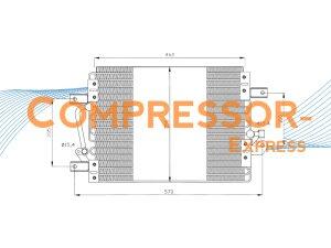 Fiat-Condenser-CO072