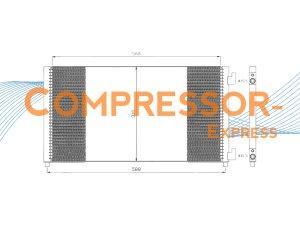 Fiat-Condenser-CO074