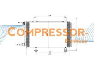 Fiat-Suzuki-Condenser-CO081