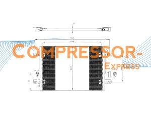 Fiat-Condenser-CO083