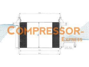 Fiat-Condenser-CO085