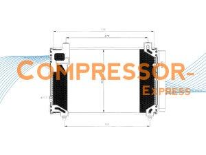 Toyota-Condenser-CO097