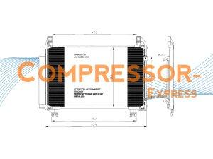 Toyota-Condenser-CO108