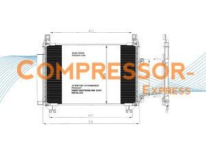 Toyota-Condenser-CO109
