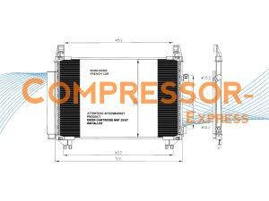 Toyota-Condenser-CO110