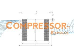 BMW-Condenser-CO115