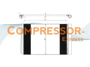BMW-Condenser-CO117