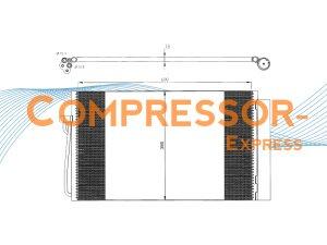 BMW-Condenser-CO118