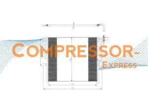 BMW-Condenser-CO120