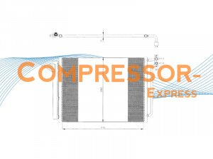 BMW-Condenser-CO121