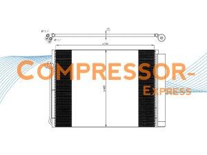 BMW-Condenser-CO122