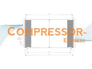 Peugeot-Condenser-CO143