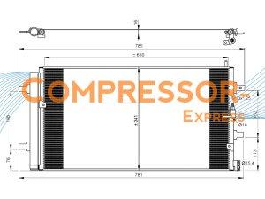 Audi-Condenser-CO152