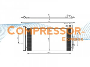 Audi-Condenser-CO153