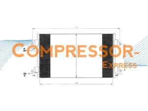 Renault-Condenser-CO160