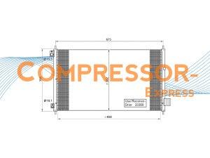 Honda-Condenser-CO172