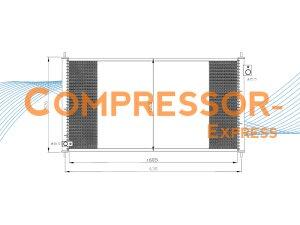 Honda-Condenser-CO180