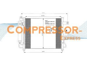 Hyundai-Condenser-CO183