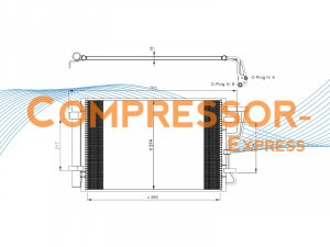 Hyundai-Kia-Condenser-CO192