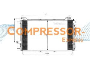 Hyundai-Condenser-CO199