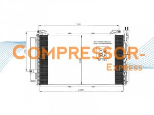 Hyundai-Condenser-CO200